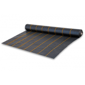 Агроткань проти бур'янів BRADAS UV 90 г/м2 3,2x100 м чорна AT9432100
