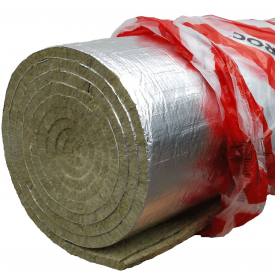 Утеплитель Paroc Hvac Lamella Mat Alu Coat 20х10000х1000 мм 35 кг/м3