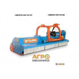 Мульчирователь STARK KDX 240 молотки (2,4 м) c гидравликой и с карданом