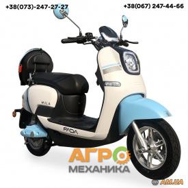 Электрический скутер FADA MiLA 1000 (синий)