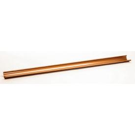 Желоб водосточный Plannja 150 4м коричневый
