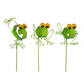 Фігурка для саду Жабка Greenware