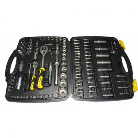 Профессиональный набор инструментов Сталь AT-1081 108 единиц