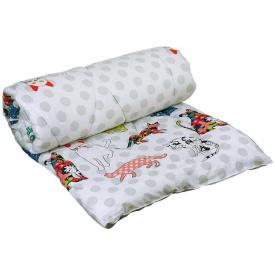 Одеяло силиконовое Руно Cat полуторное 140x205 см