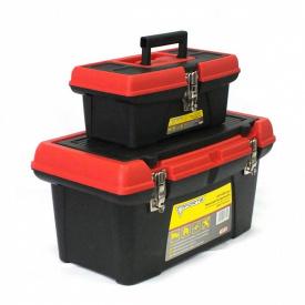 Набір ящиків для інструментів Forte 2-1319 М2 2 шт