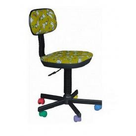 Крісло дитяче AMF Бамбо Далматинці жовті
