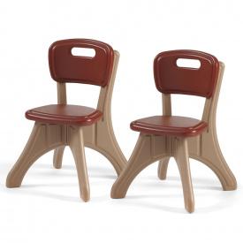 Набір дитячих стільчиків STEP2 53x34x33 см 2 шт