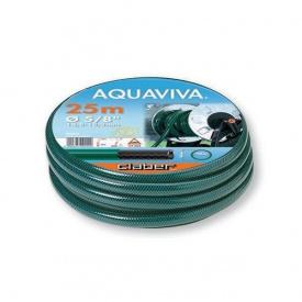 "Шланг поливальний Claber 5/8"" 25м Aquaviva зелений (90020000)"
