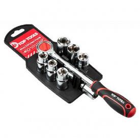 Набор сменных головок Top Tools 38D143 1/2 8 шт (38D143)