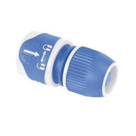 """Швидкознімний коннектор Aquapulse 1/2""""-5/8"""" з функцією СТОП (AS 103)"""