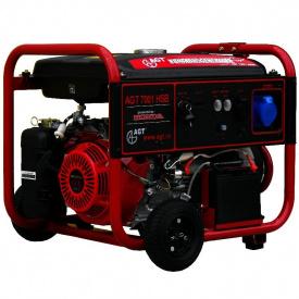 Генератор бензиновый AGT PFAGT7001HTTI/E
