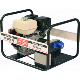 Генератор бензиновый FOGO FH6001RE