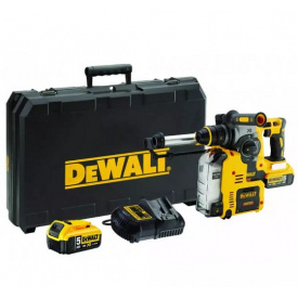 Перфоратор аккумуляторный DeWalt DCH275P2