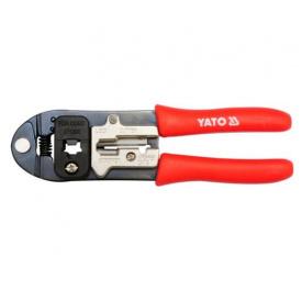 Клещи обжимные YATO YT-2242