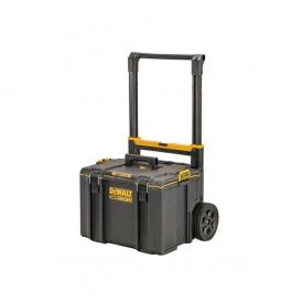 Ящик-тележка DeWALT TOUGHSYSTEM 2.0, 608x500x990 мм (DWST83295-1)