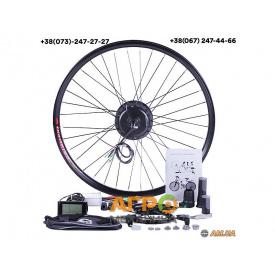 Электронабор 36V 350W для велосипеда (колесо заднее 27.5, с дисплеем)