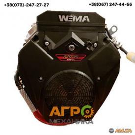 Двигатель Weima WM2V78F-Q1 (шпонка 28.6 мм)