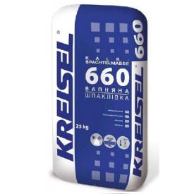 Шпаклевка Kreisel KALK SPACHTELMASSE 660 25кг