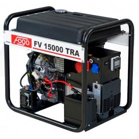 Генератор бензиновый FOGO FV15000TRA