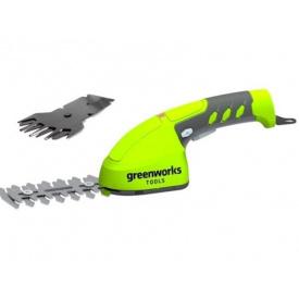 Ножницы садовые аккумуляторные Greenworks G7,2GS с АКБ и ЗУ (1600107)