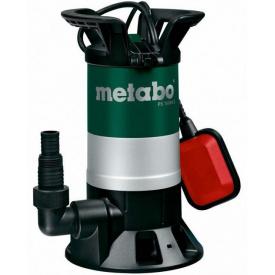 Насос погружной для грязной воды Metabo 850Вт PS 15000 S (0251500000)