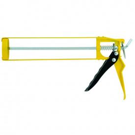 Пистолет для герметиков усиленный Sigma 225мм (2723021)
