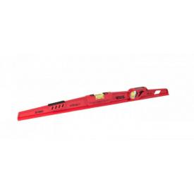 Уровень лазерный MASTER TOOL H+V, 2 лазерные головки RED, 0.3мм/м, 15м чехол (33-0602)