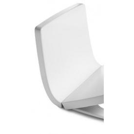 KHROMA съёмная панель на переднюю часть бачка белый лак Roca A80165А004