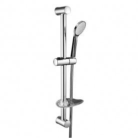 NEMO штанга душевая L 67cm мыльница ручной душ 1 режим шланг 1,5м VOLLE 15146100