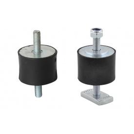 BIS Звукоизоляц элемент сайлентблок комплектный Strut Walraven 4125010
