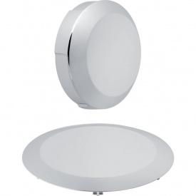Декоративний комплект Geberit 90 для зливу переливу ванни з поворотним механізмом хром глянсовий 150.920.21.1