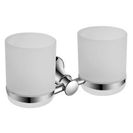 PODZIMA LEDOVE стакан для зубних щіток подвійний IMPRESE ZMK01170124