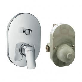 Logis Змішувач для ванни СМ хром HANSGROHE 71409000