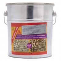 Захисне покриття, гідрофобізатор Sikagard- WS з ефектом мокрого каменю, 3 л
