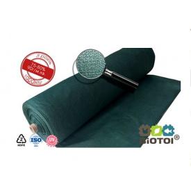 Сетка для затенения Biotol Sombra 6x20м 75% зеленая 90г/м2