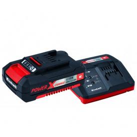 Набор аккумулятор+зарядное устройство Einhell 18V 1,5Ah PXC Starter Kit (4512021)