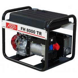 Генератор бензиновый FOGO FH8000TR