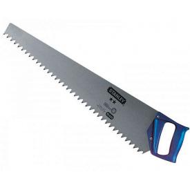 "Ножовка по пенобетона STANLEY 650 мм 1,2 зуб/1"" (1-15-441)"