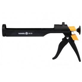 Пистолет для силикона VOREL 245мм (09120)