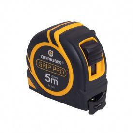 Рулетка измерительная Demass Grip Pro 5мx25мм (RR 5025)