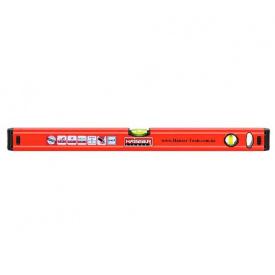 Уровень строительный HAISSER 600мм, профиль 1,5 мм (88800)