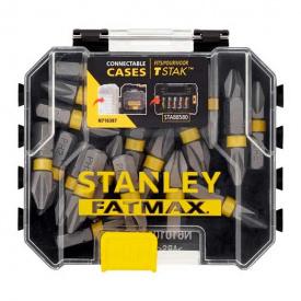 Набор бит STANLEY FatMax Phillips, Ph2, 25 мм, 20 шт пластиковый кейс (STA88569)