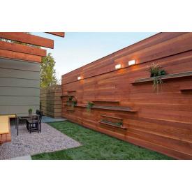 Забор Декоративный сплошной 50х60 мм