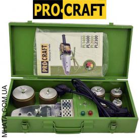 Паяльник для полипропиленовой трубы Procraft P 1600