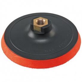 Насадка-платформа для самозацепних кіл під УШМ жорстка ТМBlackStar 125 мм M 14 10 мм 22-00126
