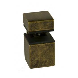Полицетримач меблевий Falso Stile ПК-21 в кольорі старе золото