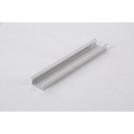 Алюмінієвий профіль виразний для світлодіодної стрічки LED алюміній 5950 мм