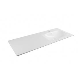 Умывальник для ванной комнаты Bulsan Linea 1205x515х160 правый