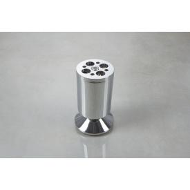 Мебельная ножка регулируемая GTV BD-762 100 мм хром