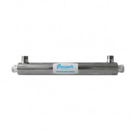 """Ультрафиолетовый обеззараживатель Ecosoft E-360 6GPM/1360 LPH 1"""" NPT"""